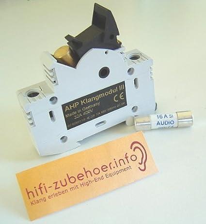 AHP (Audiophile HiFi-Produkte) AHP Módulo de sonido Original III ...