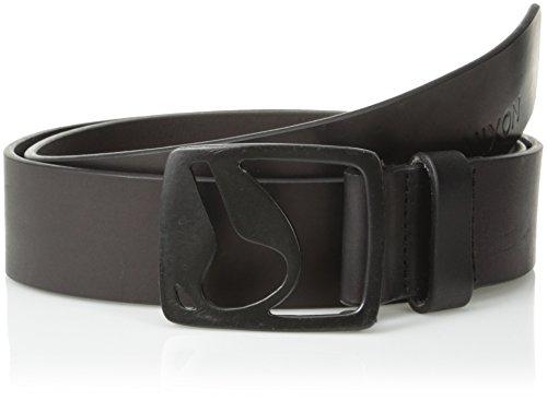 Nixon Embossed Belt (Nixon Men's Icon Cut Out Ii, black,)