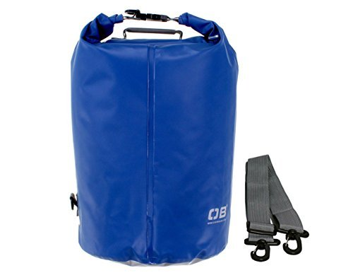Overboard Waterproof Dry Tube Bag, 30 Litres, Blue by Overboard