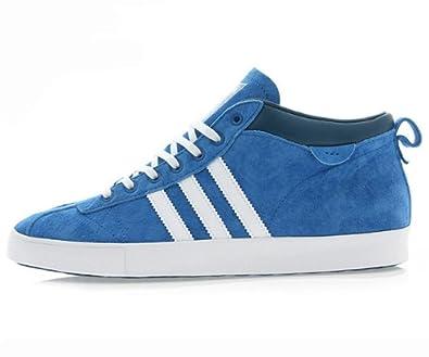 adidas gazelle 50s mid blue