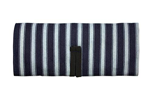 HiyaHiya Sharp Limited Edition Interchangeable Knitting Needle Set with Della Q Case (4'' Tips, Stripe Pattern) by HiyaHiya (Image #2)