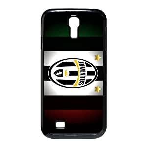 Vecchia Signora(The Old Lady)Juventus Football Club S.p.A Personalized Samsung Galaxy S4 I9500 Hard Plastic Shell Case Cover White&Black(HD image)