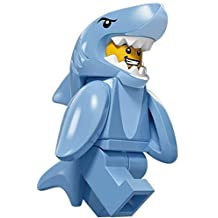 Lego Series 15 Minifigures 71011 (Lego Series 15 Shark Suit Guy) by Minifigures