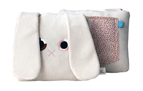 Poketti Plushies with a Pocket Toni the Bunny Pillow