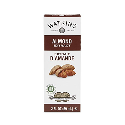 Watkins All Natural Extract, Pure Almond, 2 Fl Oz (Pack of 1) (Packaging may vary)