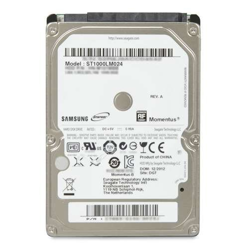 Seagate Electronics Mobile 3 GB SATA Hard Drive 1 8 MB Cache 2.5-Inch Internal Bare or OEM Drives HN-M101MBB Samsung ST1000LM024