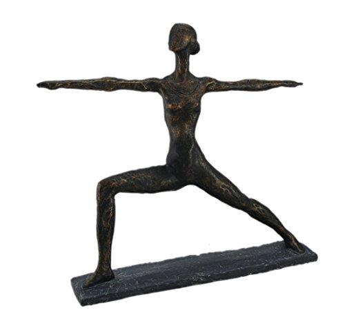 Abstract Bronze Sculpture - 4
