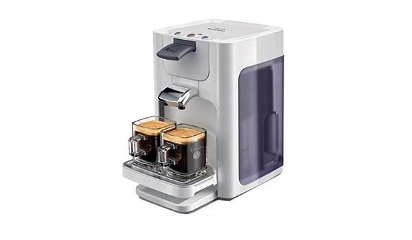 PHILIPS Cafetera Senseo Quadrante Blanco Infinito HD7860/11 ...