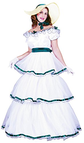 Southern Belle Adult Costume - Small/Medium