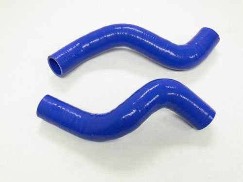 OBX Blue Silicone Radiator Hose for 94-03 Dodge/Chrysler Neon 2.0L DOHC (with AC) (Dodge Neon Dohc)