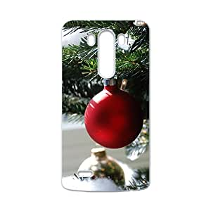 The Red Christmas Hight Quality Plastic Case for LG G3
