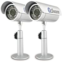 Swann SW212-MXD MaxiBrite Real & Imitation Indoors/Outdoors Security Camera Night Vision 30ft/9m