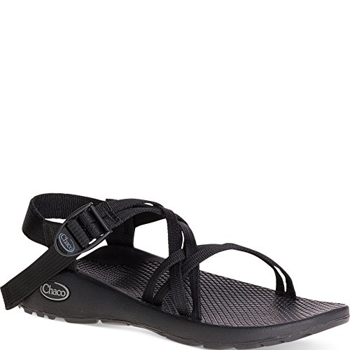 Chaco Women's ZX1 Classic Sport Sandal, Black, 7 W US by Chaco