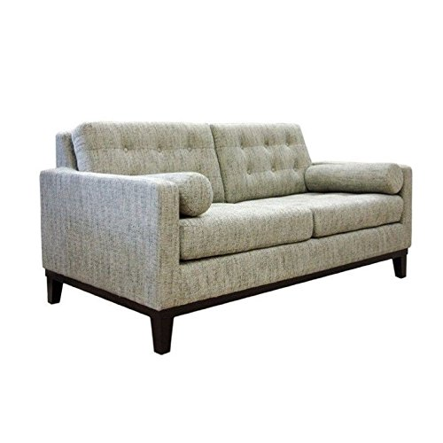 Armen Living LC7252AS Centennial Loveseat Ash