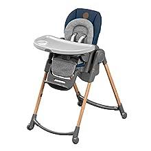 Maxi-Cosi 03024CFJC Minla High Chair, Essential Blue