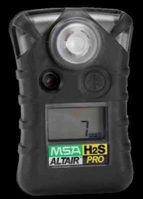 Sulfide Hydrogen Monitors (MSA ALTAIR Pro Hydrogen Sulfide Monitor)