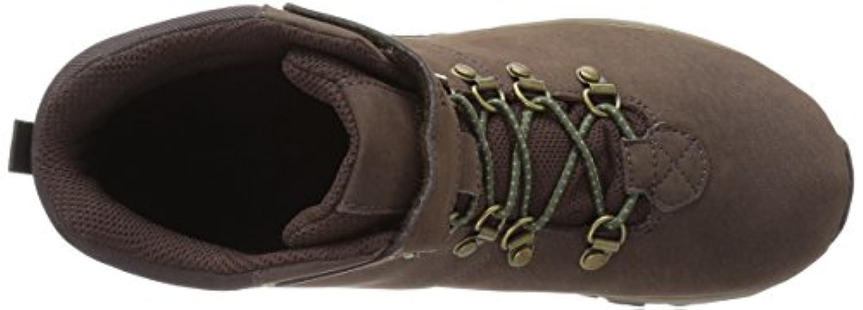 Merrell Boys Mi Alpine Casual High Rise Hiking Boots, Brown (Brown), 1 Child UK 33 EU