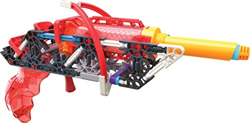 K'NEX K-FORCE - K-10V Building Set - 83 Pieces - Ages 8+ - Engineering Educational Toy from K'nex