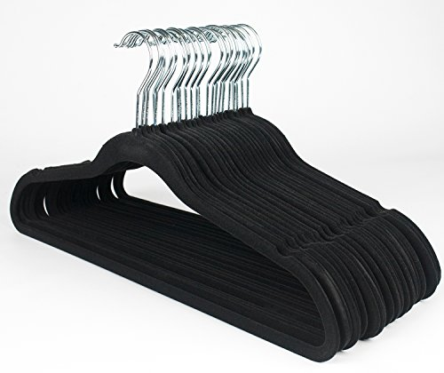 Sweet Home Collection Ultra Thin No Slip Suit Hanger
