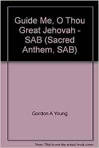 guide me o thou great jehovah hymn
