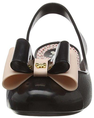Zaxy Ballet Mujer Zapatillas de Negro Bow Gift TSqAwzp