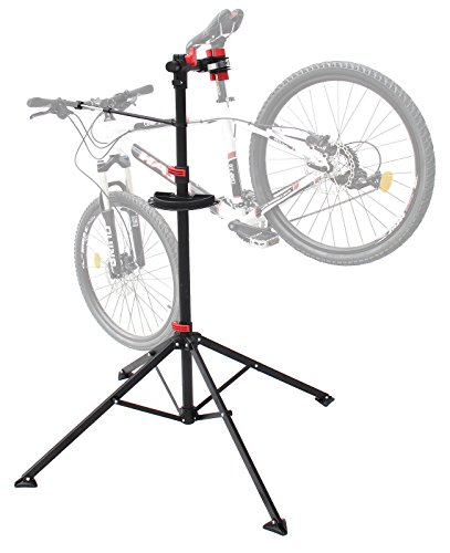 CyclingDeal Bicycle Repair Mechanic Bike Stand Workstand with Handlerbar Holder by CyclingDeal (Image #2)