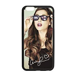 Diy Yourself Custom Ariana Grande Cool Pattern cell phone case cover Laser Technology for iphone 4 4s TipVY9CZ3GW Designed by HnW Accessories