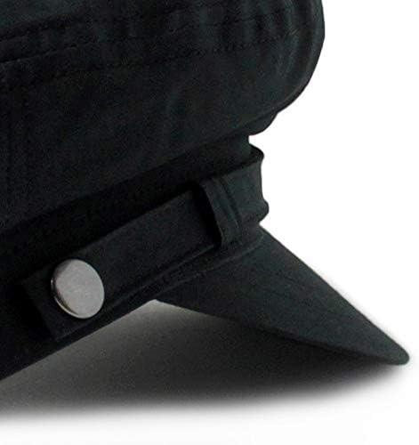 バタフライ コットン マリンキャップ S~LL 日本製 大きいサイズ 小さいサイズ マリンハット キャスケット S0084