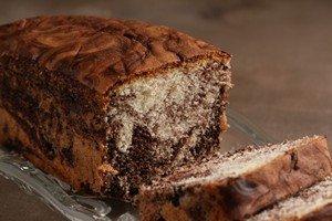 Green's Bakery Kosher Vanilla & Chocolate Marble Cake - 12 oz Chocolate Vanilla Marble Cake