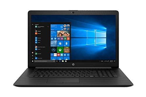 HP (17-BY1053DX) 17.3 Laptop – Core i5-8265U – 8GB Memory – 256GB Solid State Drive – Windows 10 Home in S Mode – Jet…