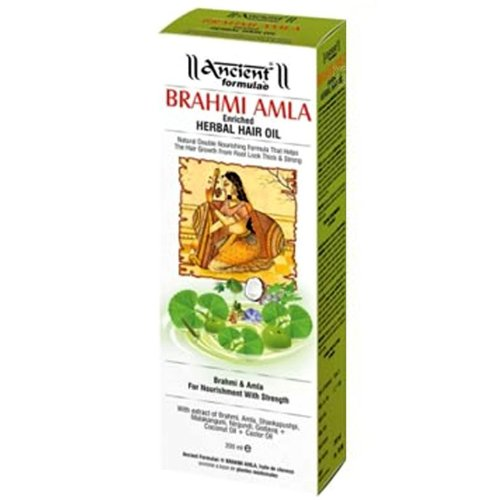 Hesh Brahmi Amla Herbal Hair Oil 200ml