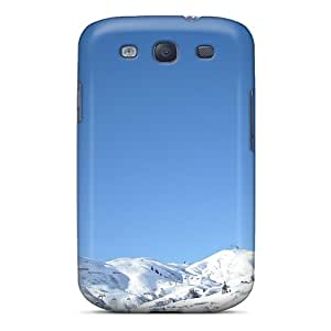 [ZMVOPVC7383PUxDL]premium Phone Case For Galaxy S3/ Does It Get Any Bluer Than This Tpu Case Cover
