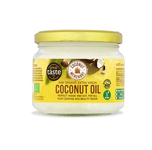 Olio di Cocco Biologico Extra Vergine 300 ml | Crudo e Spremuto a Freddo | Organico e Puro al 100% | Ideale sui Capelli… 1 spesavip