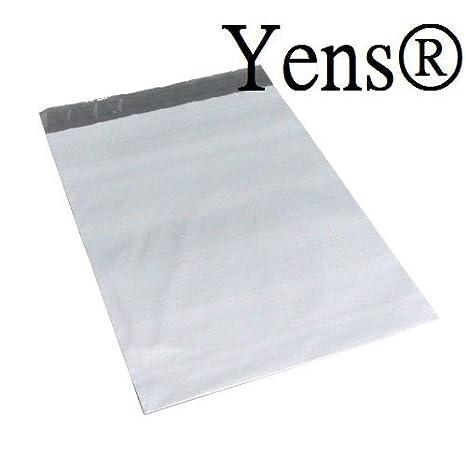 Amazon.com: Yens® Poly Mailers, 100 unidades, todos los ...