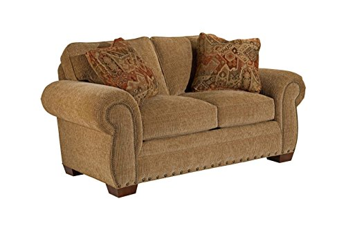 Broyhill Cambridge Living Room Set with Sofa and Loveseat