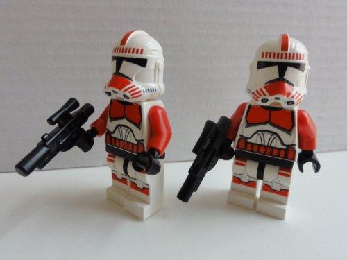 2 Lego Shock Troopers 2014 Star Wars