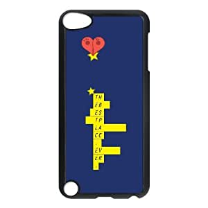 iPod Touch 5 Case Black THE BEST PLACE EVER. H1F7TB