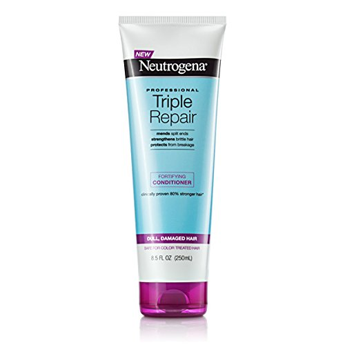 Repair Conditioner (Neutrogena Triple Repair Fortifying Conditioner-8.5 oz)