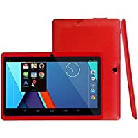 Glorrt 7Inch Google Android 4.4 Duad Core Tablet PC 1GB + 8GB Dual Camera Wifi Bluetooth