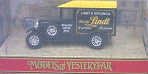 Matchbox Models of Yesteryear Y-47 1929 Morris Light Van