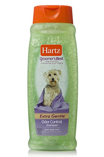 Hartz Groomers Best Odor Control Dog Shampoo