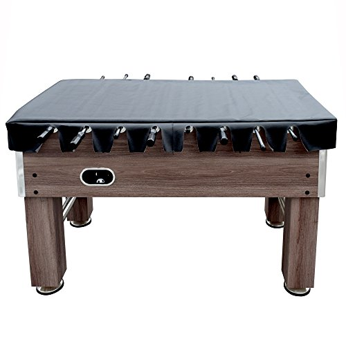 Hathaway Foosball Table Cover - Fits 54-in Table Black