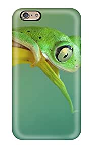 New Style New A Curious Frog Tpu Skin Case Compatible With Iphone 6 9989265K65172523