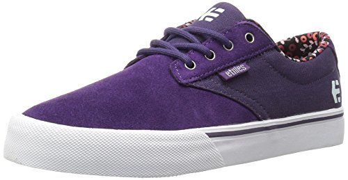 Etnies Women's Jameson Vulc W's Skate Shoe, Indigo, 10 Medium US