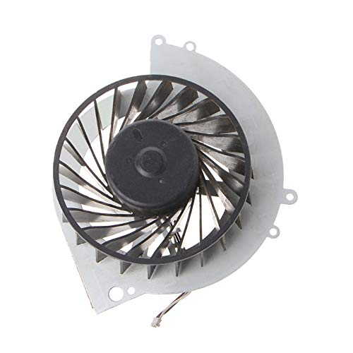 SAUJNN 1Pcs Internal Cooling Fan Replacement for Sony PS4 CUH-1001A 500GB KSB0912HE ()