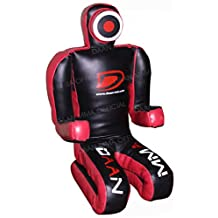 """BJJ MMA Grappling Dummy 70"""" (XL Version) Synthetic Leather"""