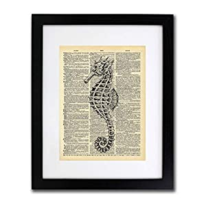 41CL38b2XIL._SS300_ Seahorse Wall Art & Seahorse Wall Decor