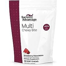 Bariatric Advantage - Multi Chewy Bite - Strawberry Watermelon, 60 count
