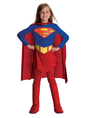 Supergirl Child Costume - -
