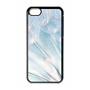 Dandelion Use Your Own Image Phone Case for Iphone 5C,customized case cover ygtg515495